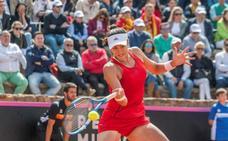 Garbiñe Muguruza: «La gente se piensa que debo ser la nueva Serena»