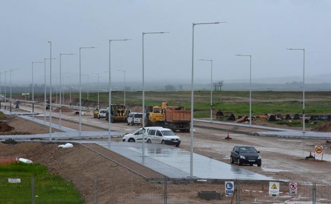 La plataforma logística de Badajoz quiere acoger una terminal del puerto de Lisboa