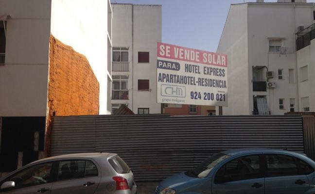 El banco malo vende 29 parcelas para edificar desde 24.500 euros en la provincia de Badajoz