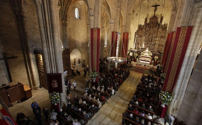 La Concatedral afronta los días más esperados del Novenario de la Virgen de la Montaña