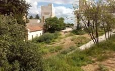 La Cívica solicita que la Alcazaba de Badajoz se ajardine por completo