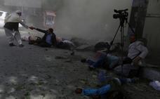 Al menos 29 muertos y 49 heridos en dos explosiones en el centro de Kabul