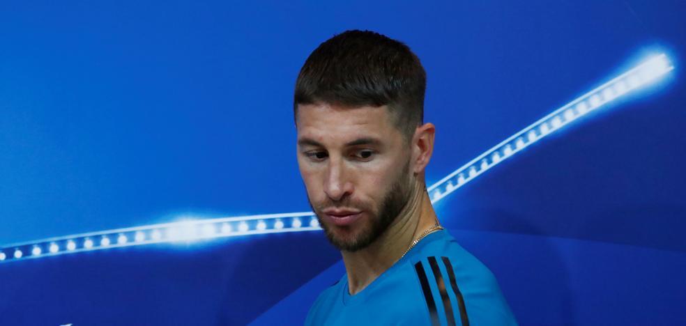 La venganza bávara de Ramos para hacer «fácil lo prácticamente imposible»