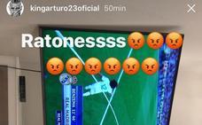 Arturo Vidal y Jerome Boateng explotan en redes sociales: «Ratones»