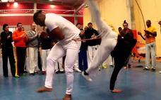 Festival de Capoeira del 4 al 6 de mayo