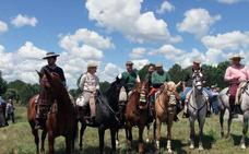 Guadiana del Caudillo celebró ayer el XI Día del Caballo