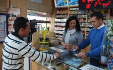Un boleto de Euromillones validado en Trujillo resulta agraciado con 353.322 euros