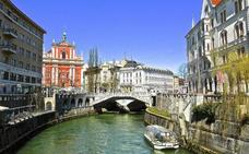 Luibliana, arte, cultura y naturaleza en el corazón de Eslovenia