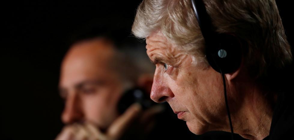 Wenger: «Tendremos que silenciar a Costa»