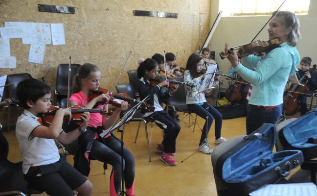 El Conservatorio abre hoy su plazo de matriculación para 11 instrumentos