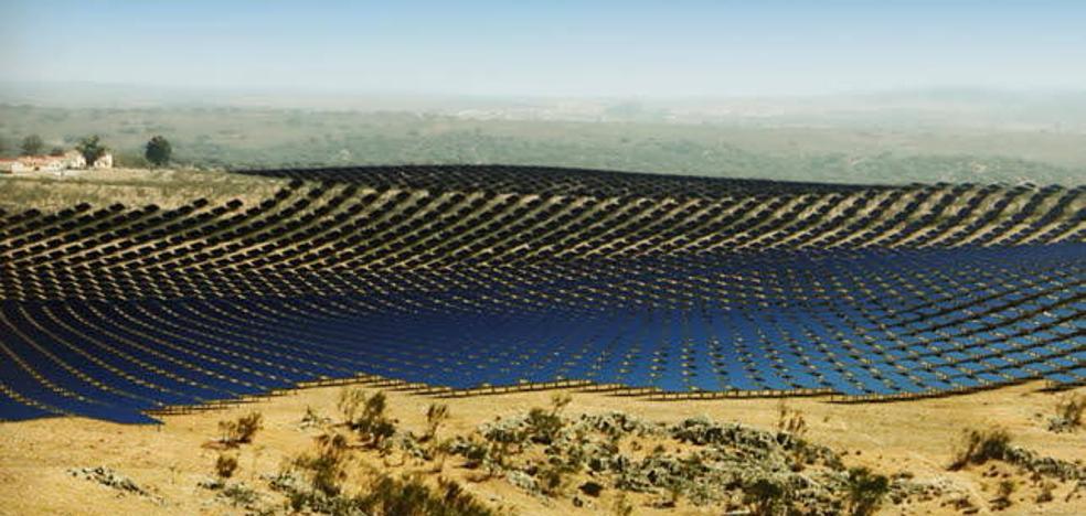 El dueño de la fotovoltaica de Talaván prevé que funcionará en 2020