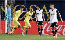Mario Gaspar acerca más a Europa al Villarreal