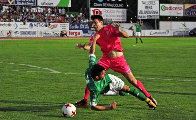 El Córdoba B apaga el sueño serón