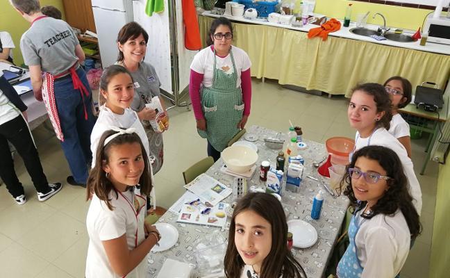 Alumnos de dos colegios de Trujillo comparten actividades de inmersión lingüística