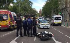 El motorista fallecido en Madrid era escolta de Mariano Rajoy