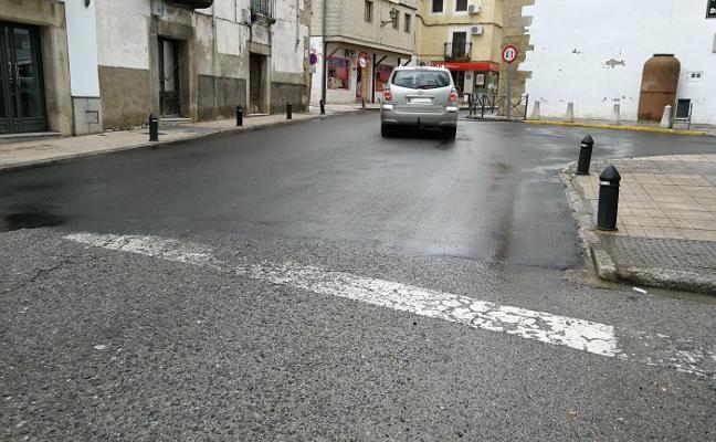 El Ayuntamiento de Trujillo ya tiene previstos los pasos de peatones de Merced