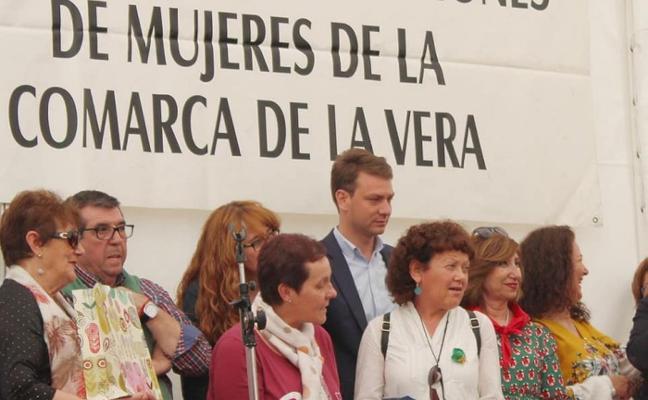 Las mujeres veratas celebran su vigésima convivencia comarcal