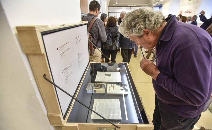 Badajoz abre la ventana de Arturo Barea