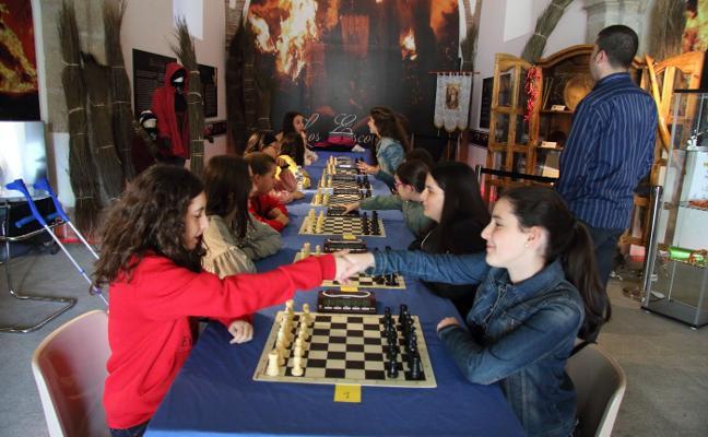 Pomet vence el Campeonato de Ajedrez de Jarandilla de la Vera