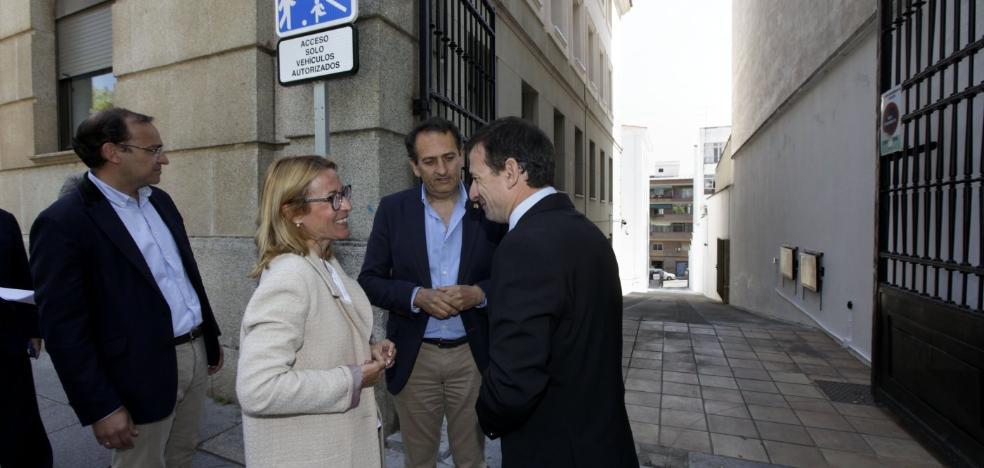Cáceres gana una calle