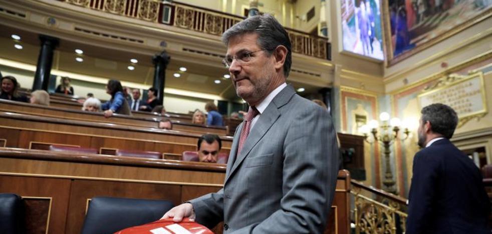 Catalá cree que el ataque de La Manada fue una violación y no un abuso
