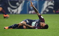 Peligra el Mundial para Dani Alves