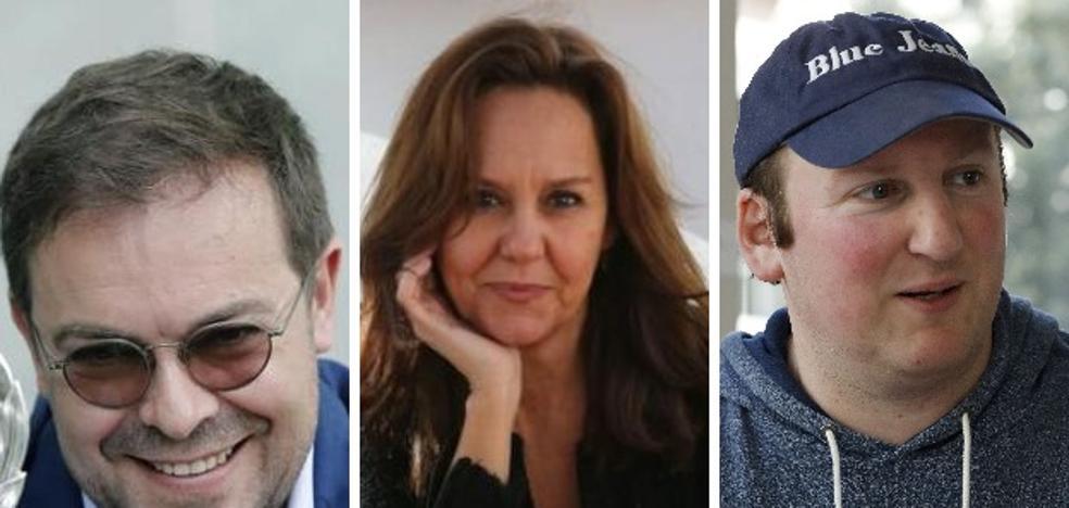 María Dueñas, Javier Sierra y Carlos del Amor, reclamos de la Feria del Libro