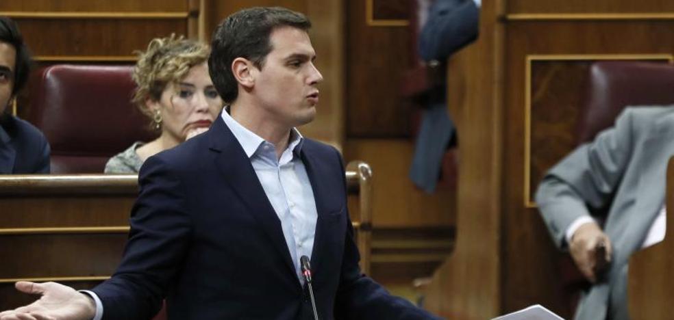 Rivera rompe su apoyo a Rajoy en Cataluña