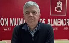 Fernando Bote anuncia que deja la militancia en el PSOE