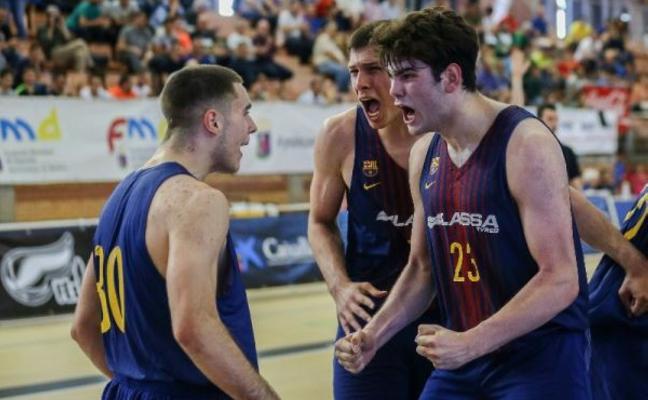 Barcelona-Real Madrid, atractiva semifinal en Badajoz