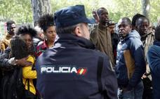 En libertad los cuatro detenidos por los disturbios de Lavapiés en marzo
