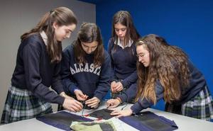Alumnos de Fuente de Cantos participan en el Campus Desafío Emprende de Barcelona