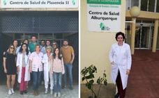 Centros de Salud de Plasencia y Alburquerque, premiados por buenas prácticas de educación para la salud