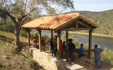 La CHT potencia el uso turístico y recreativo del Parque Tajo Internacional