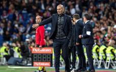 Zidane: «Queremos llegar a Kiev en la mejor forma posible»