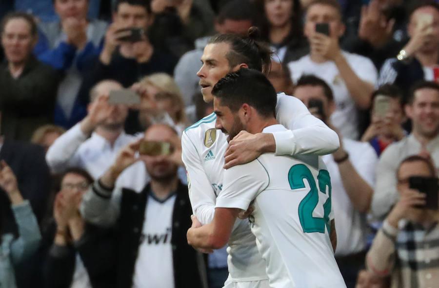 Las mejores imagenes del Real Madrid-Celta de Vigo