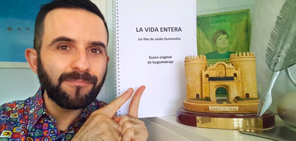Julián Quintanilla rodará en Badajoz con Loles León su primer largometraje