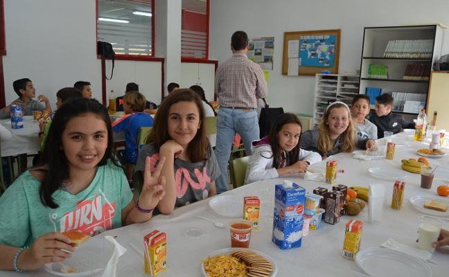 Clausuran en Villanueva la campaña de alimentación saludable