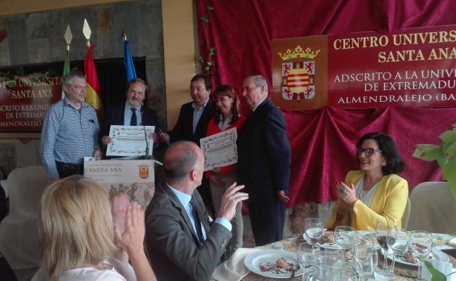 El 30% de los alumnos del Centro Universitario Santa Ana de Almendralejo son andaluces