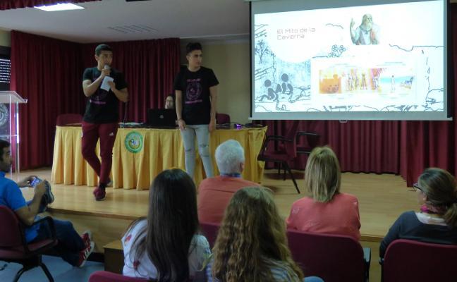 Las Jornadas de Jóvenes Investigadores reúnen a más de un centenar de estudiantes en Navalmoral