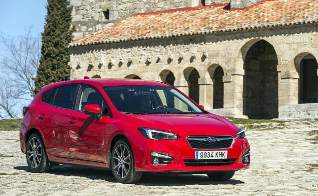 El Subaru Impreza inspira seguridad, diversión y fiabilidad