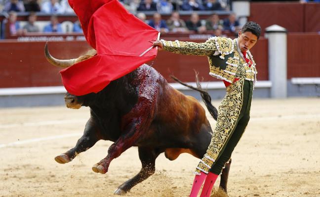 Tres toros distinguidos de Baltasar Ibán