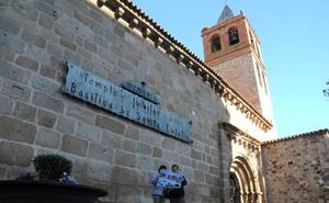 La Basílica de Santa Eulalia en Mérida se abre al turismo desde este martes