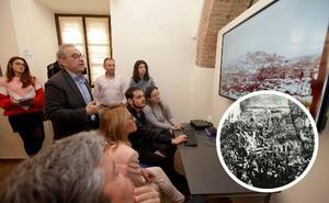La nueva fototeca municipal de Cáceres reúne 50.000 imágenes de dos siglos