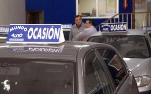 Las ventas de coches usados suben un 19,6% en Extremadura