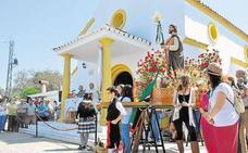 El domingo, romería de San Isidro en Badajoz