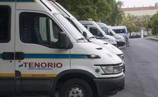 CSIF denuncia a Ambulancias Tenorio ante la Inspección por incumplimiento laboral