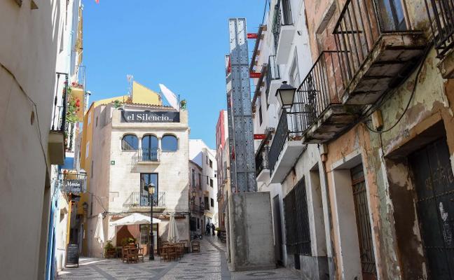 El Casco Antiguo de Badajoz pide que se agilicen las licencias de obra