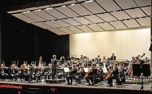 La Orquesta de Extremadura dará el jueves su primer concierto para bebés