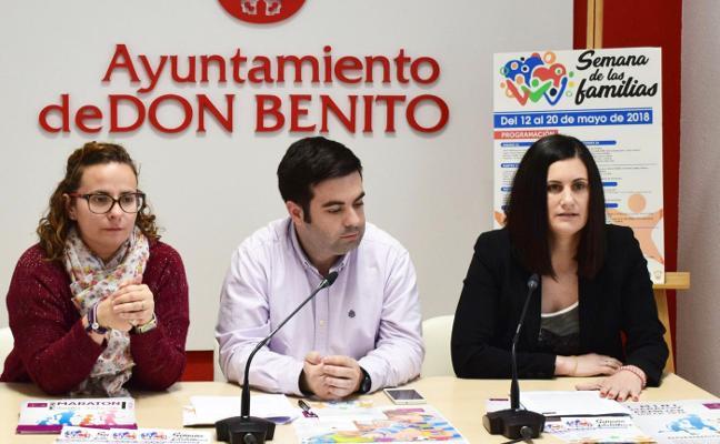 La Semana de las Familias ofrece actividades formativas y de ocio en Don Benito